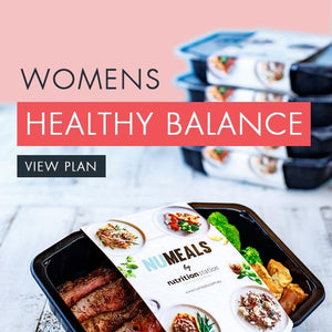 Women's Healthy Balance, 5-days, Lunch Only