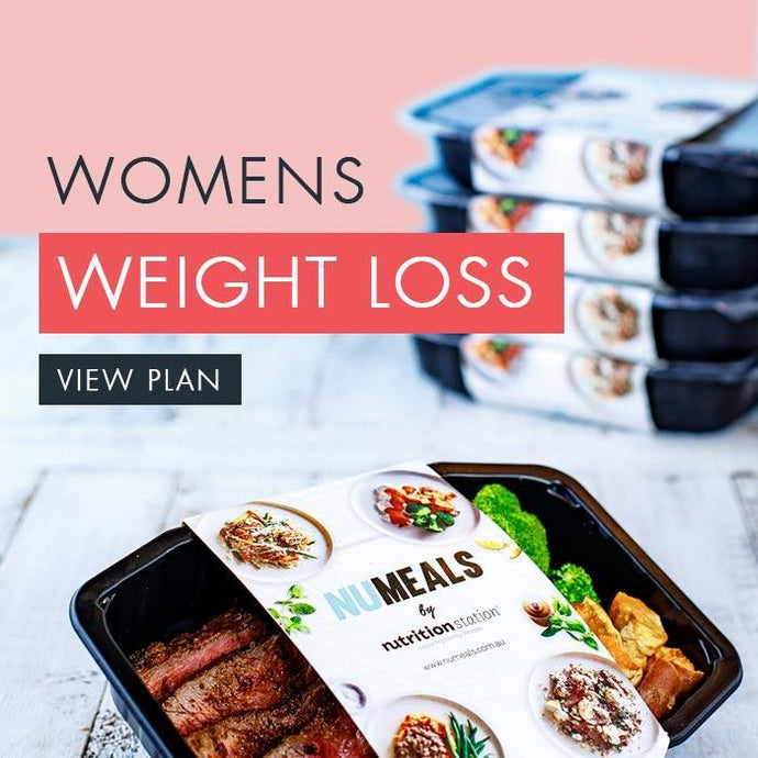 Women's Weight Loss, 5-days, Lunch & Dinner