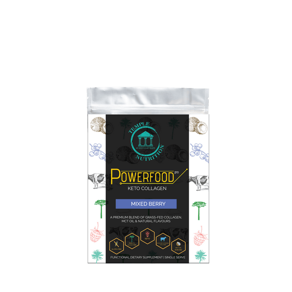 Keto Collagen - Powerfood Pro - Keto Collagen