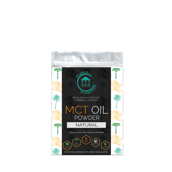MCT Oil - MCT Oil Powder