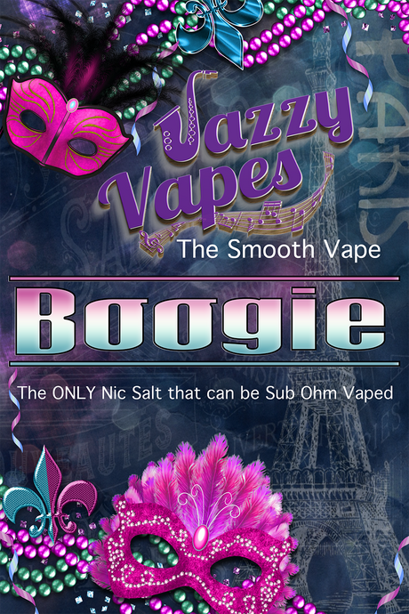 Boogie ~ 60ml bottle