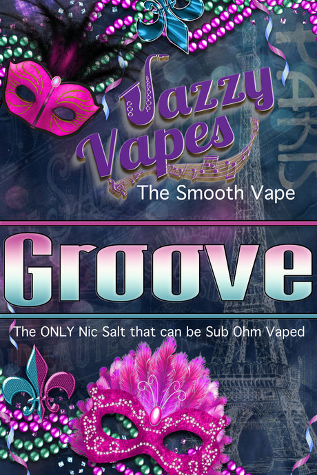 Groove ~ 60ml bottle