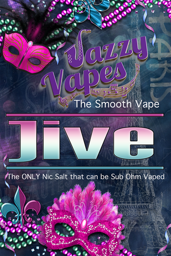 Jive ~ 60ml bottle