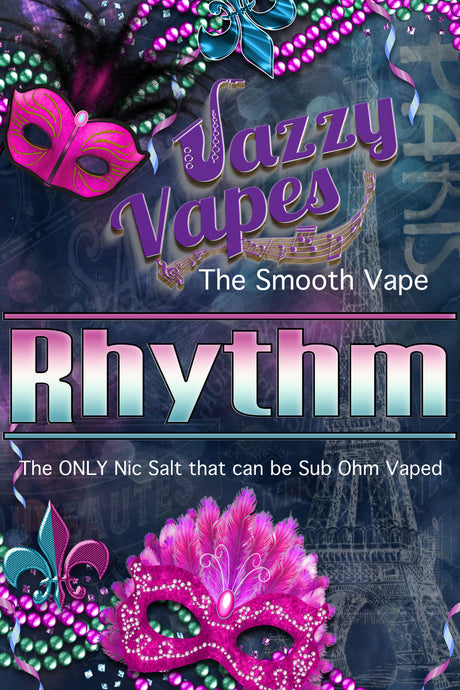 Rhythm ~ 60ml bottle