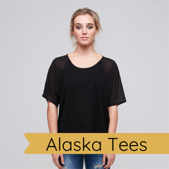 Alaska Tees by Augustine NZ | Robe Boutique