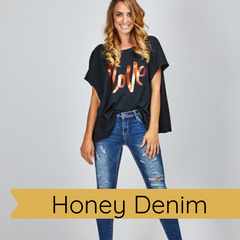 Honey Denim by Augustine