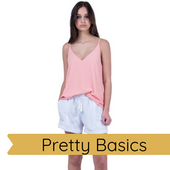 Pretty Basics by Augustine NZ