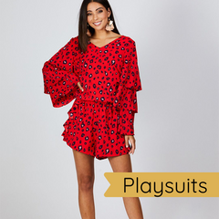 Robe Boutique Playsuit