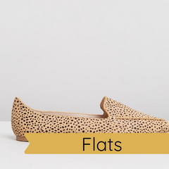 Flat Footwear at Robe Boutique