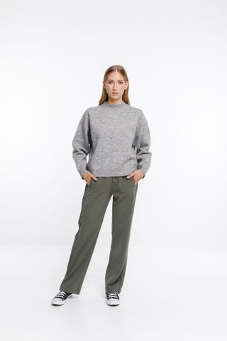 Thing Thing Gio Knit | Grey Marle