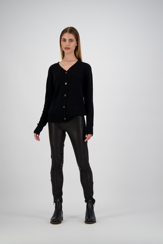 Tuesday And Cardi | Black Cashmere