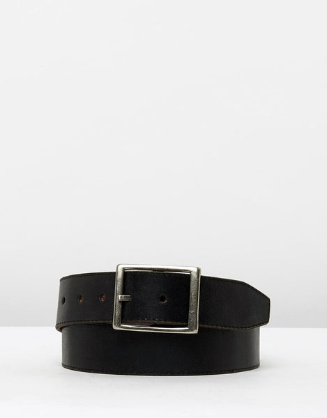 Loop Leather Co. Two Face Belt - Black/Tan