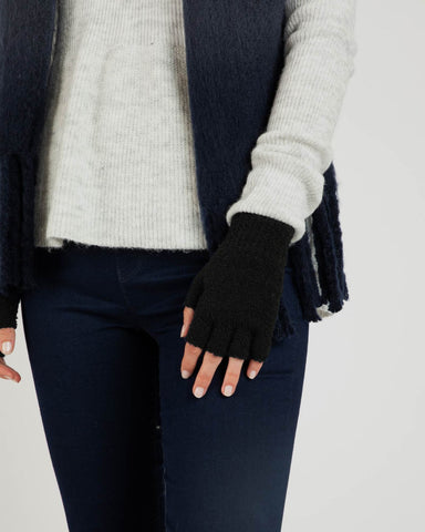 Betty Basics Atlas Gloves | Black