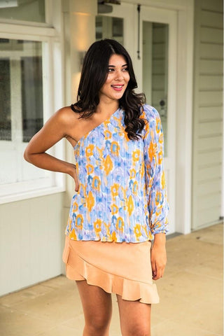 Augustine Mia Off The Shoulder Top