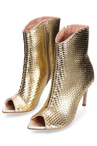 Hey Monday Avena Boot | Gold