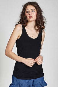 Ketz-Ke Core Tank - Black