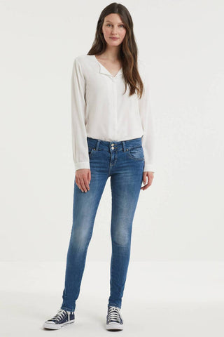 LTB Molly High Rise Jeans | Lilianne Wash