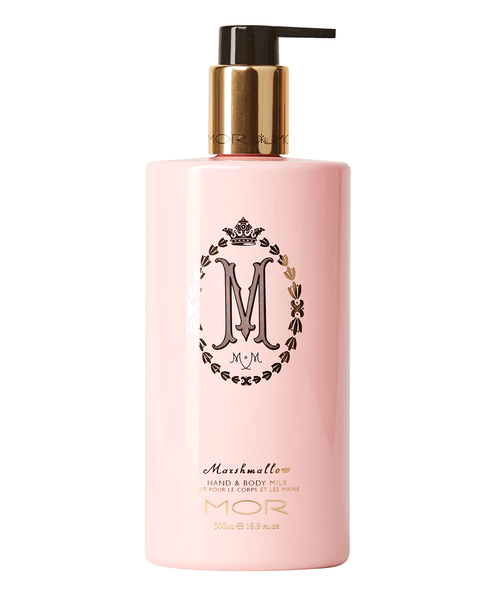 Mor Marshmallow Hand & Body Milk