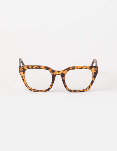 Stella + Gemma Ramona Bluelight Glasses | Tort