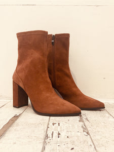 Skin Kaiden Boots - Brown