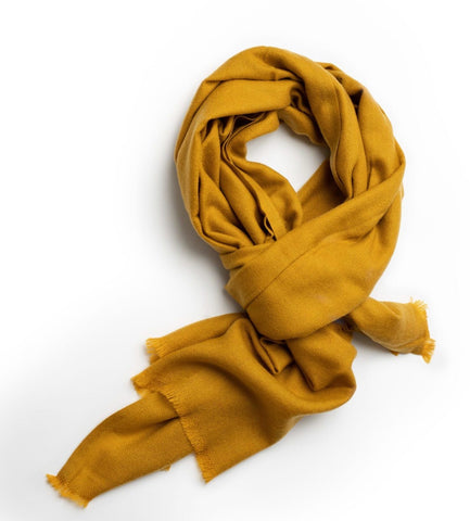 Stilen June Scarf Mustard