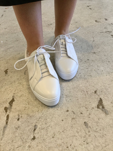 Nude Elliot Sneakers - White