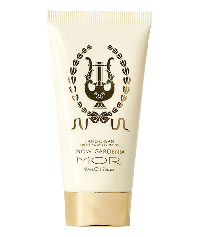 Mor Little Luxuries Snow Gardenia Hand Cream