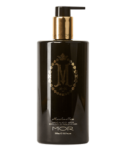 Mor  Hand & Body Wash  | Marshmallow