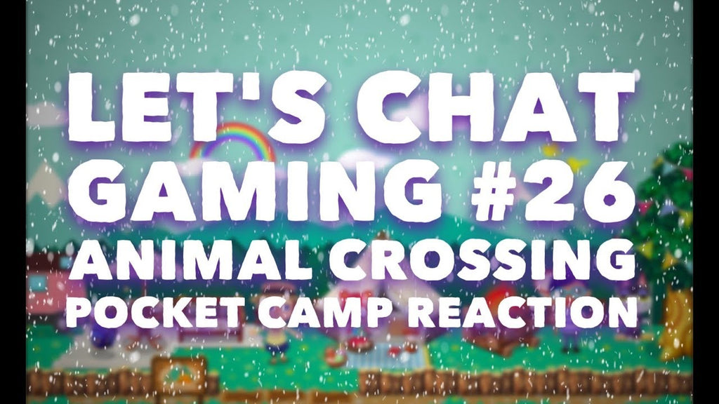 Animal Crossing Pocket Camp Reaction