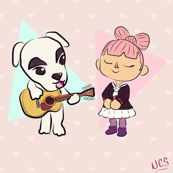 Animal Crossing Fan Art
