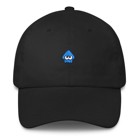 Blue Squid Hat