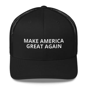 MAKE AMERICA GREAT AGAIN