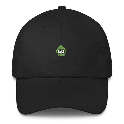 Green Squid Hat
