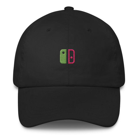 Green and Pink Joycon Hat
