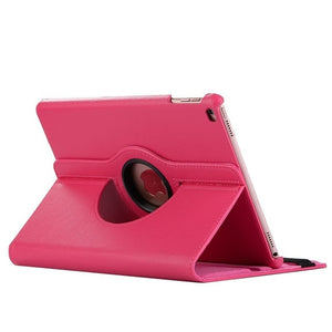 Rotating Leather iPad Case