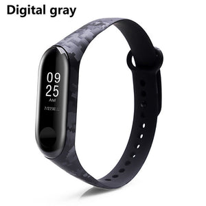 Fashion Mi Band 3 Strap