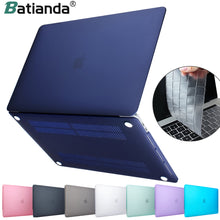 Load image into Gallery viewer, New Hard Crystal Matte Frosted Case for MacBook Air