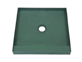 "KBRS Tile-Basin® 42"" x 42"" Tileable Shower Pan"