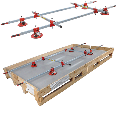 SuperStick Tile Handling System
