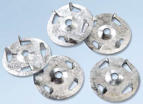 wedi Metal Washers with Tabs