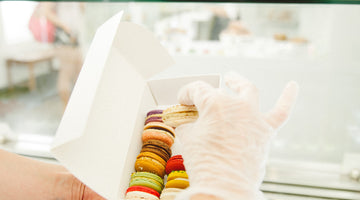 Macaron, why are you gluten-free?
