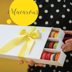 Macarons since 2009! The best and most authentic French macarons in Calgary at Yann Haute Patisserie