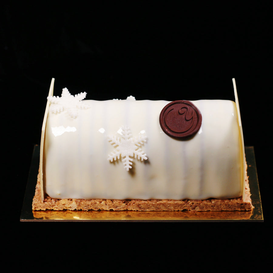 Best chocolate cake in Calgary from Yann Haute Patisserie, French bakery