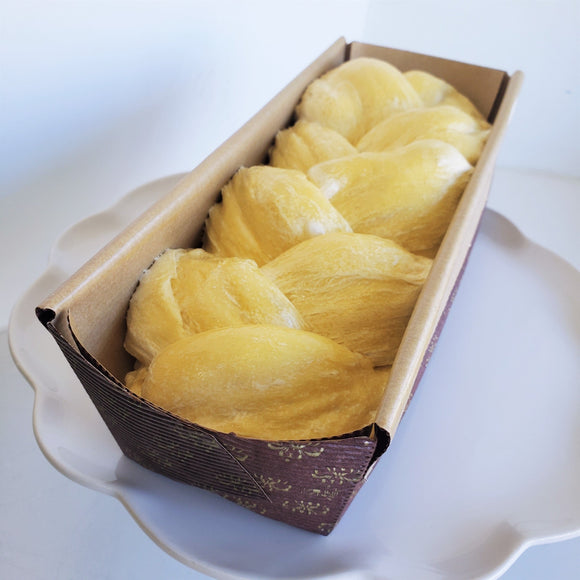 Frozen brioches to bake at home in just a few minutes! Yann Haute Patisserie, French bakery in Calgary