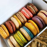 Macaron, macarons not macaroon or macaroons! French macarons are such pretty to eat! Yann Haute Patisserie bakery Calgary