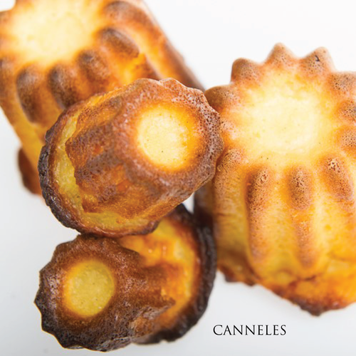 Canneles de Bordeaux from Yann Haute Patisserie, From Chef Yann Blanchard, Calgary, Alberta