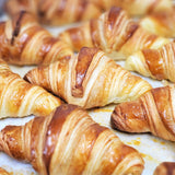 Butter croissants to start the day at Yann Haute Patisserie!