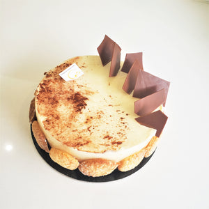 Yann Haute Patisserie for the best Tiramisu in Calgary!