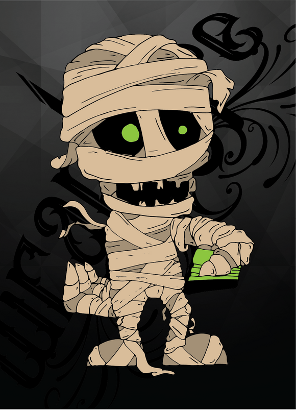 Mummy Background