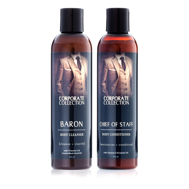 Body Wash + Body Lotion